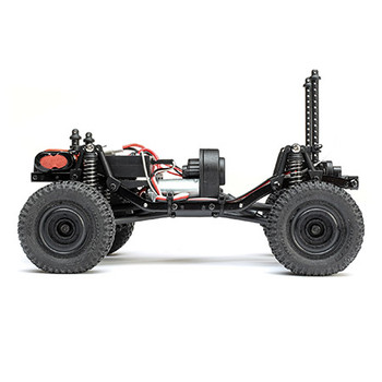 ECX Barrage UV Yellow RTR: 1/24 4WD Scaler Crawler