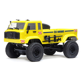 ECX Barrage UV Yellow RTR: 1/24 4WD Scaler Crawler