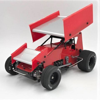 1RC Racing 1/18 Sprint Car RTR (Red)