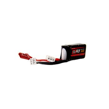 Venom Power Fly 2S 30C LiPo Battery w/JST & JST-PH Plugs (7.4V/300mAh)