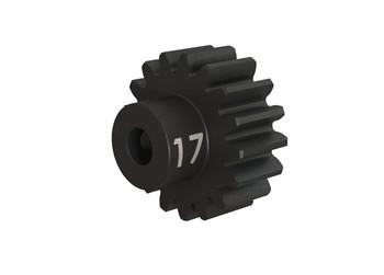 Traxxas Heavy Duty 17-T pinion (32-p) (machined, hardened steel) w/set screw (TRA3947X)