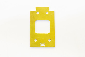 JQ Racing 2mm Rear Brass Gearbox Spacer (BE, WE)