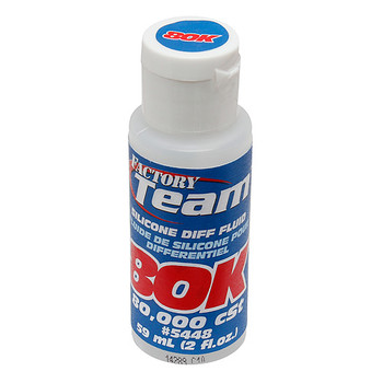 Team Associated Silicone Differential Fluid (2oz) (80,000cst) (ASC5448)