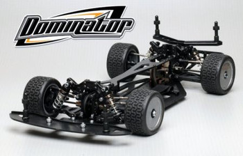 Custom Works DOMINATOR KIT FIberglass Chassis Kit. (CSW0941)