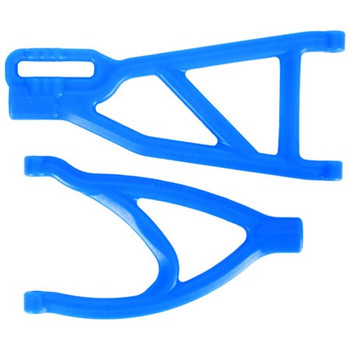 RPM Traxxas Revo/Summit Rear Left/Right A-Arms (Blue) (RPM80195)