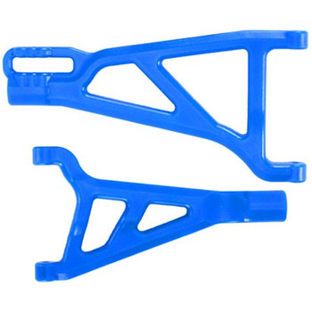 RPM Traxxas Revo/Summit Front Right A-Arms (Blue) (RPM80215)