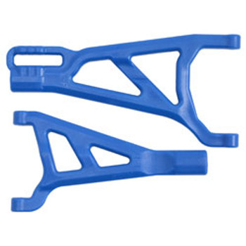 RPM Traxxas Revo/Summit Front Left A-Arms (Blue) (RPM70375)