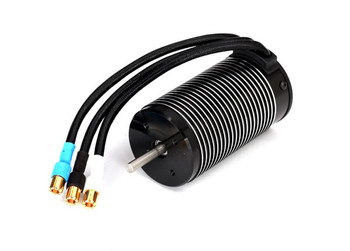 Traxxas Motor 2200Kv 75mm brushless (with 6.5mm gold-plated connectors & high-efficiency heatsink) (TRA3481)