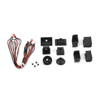 Pro-Line Universal Crawler LED Headlight & Tail Light Kit (PRO6317-00)