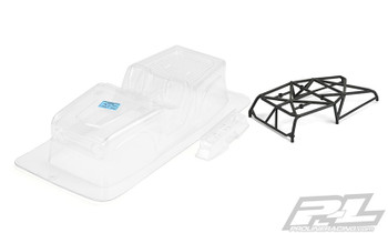 Pro-Line SCX10 Deadbolt 1966 Ford Bronco Body w/Ridge-Line Trail Cage (Clear)