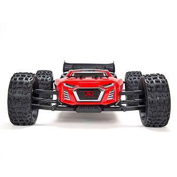 Arrma Talion 6S BLX Brushless RTR 1/8 4WD Truggy (Red/Black) w/STX2 2.4GHz Radio