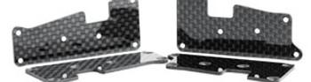 Avid HB D413 Carbon Fiber Arm Inserts