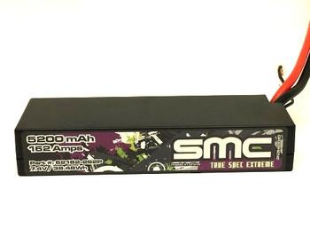 SMC True Spec Extreme Graphene 7.4V 5200mAh 162Amps/50C Hardcase
