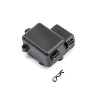 Team Losi Racing 8IGHT-X Receiver Box (TLR241036)