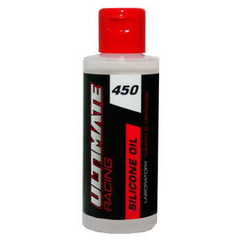 Ultimate Racing  Shock Oil 450 CPS (2OZ)