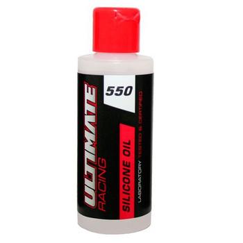 Ultimate Racing  Shock Oil 550 CPS (2OZ)