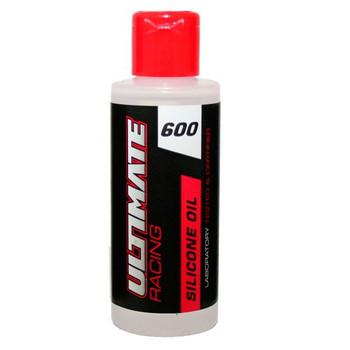 Ultimate Racing  Shock Oil 600 CPS (2OZ)