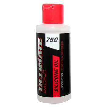 Ultimate Racing  Shock Oil 750 CPS (2OZ)