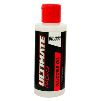 Ultimate Racing  Diff. Oil 80,000 CPS (2OZ)