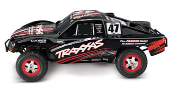 Traxxas Slash 4x4 1/16 4WD RTR Short Course Truck - Mike Jenkins