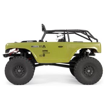 Axial 1/24 SCX24 Deadbolt RTR Scale Mini Crawler (Green) w/2.4GHz Radio