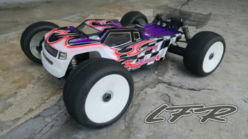 LFR Strife body for Tekno NT48 (clear)