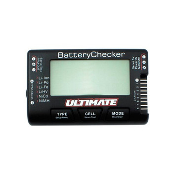 Ultimate Racing Battery Checker (2-8s)