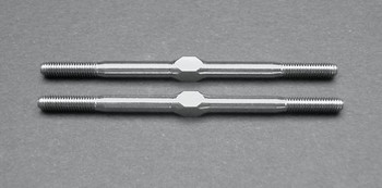 "Custom Works 2-3/8"" Titanium Turnbuckles (2)"