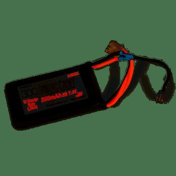 Dynamite 2s LiPo Battery (7.4v/350mAh)