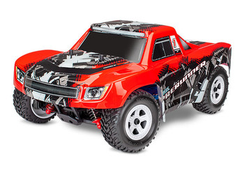 Traxxas LaTrax Desert Prerunner 1/18 4WD RTR Short Course Truck (Red) w/2.4GHz Radio, Battery & AC Charger