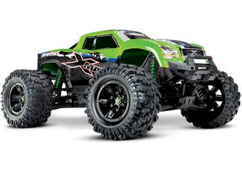 Traxxas X-Maxx 8S 4WD Brushless RTR Monster Truck (Green-X) w/2.4GHz TQi Radio & TSM