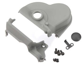 Traxxas E-Maxx Gear Cover for Single Motor Installation (TRA3977R)