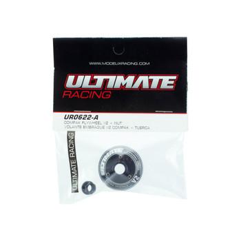 Ultimate Racing Compak Flywheel V2 + Nut (UR0622-A)