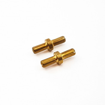 Ultimate Racing 5mm Dual Battery Plug (2) (UR46143)