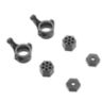 Axial Yeti Jr. Steering Knuckle Set (AX31516)