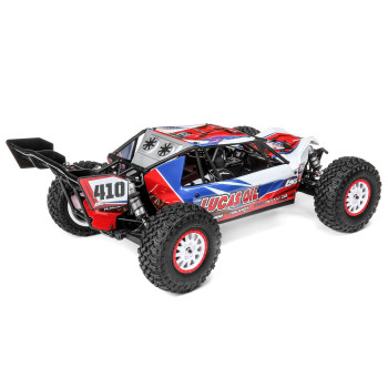 LOSI® Tenacity DB Pro 1/10TH 4X4 Buggy RTR - (Lucas Oil Racing Body)