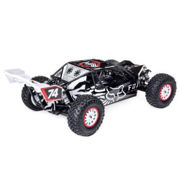 LOSI® Tenacity DB Pro 1/10TH 4X4 Buggy RTR - (Fox Racing Body)