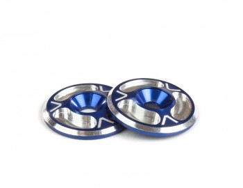 Avid RC Triad Wing Buttons (HD) (Blue)
