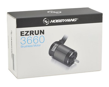Hobbywing EZRUN 3660 G2 4-Pole Sensorless Brushless Motor (4600kV) (HWI30402652)
