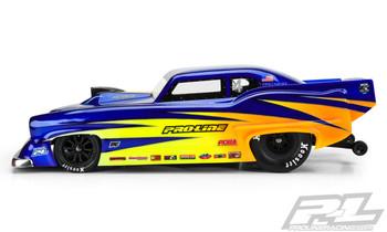 Pro-Line Super J Pro-Mod Short Course Drag Car Body (Clear)