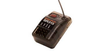 Spektrum RC SR315 3-Channel DSMR Sport Surface Receiver