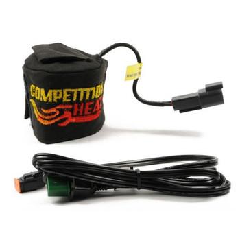 Competition Heat Deuce AC Nitro Engine Heater Black (120V) (.19-.28 Engines)
