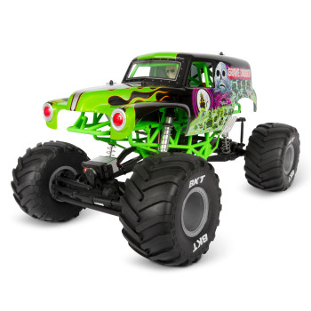 Axial Racing 1/10 SMT10 Grave Digger 4WD Monster Truck RTR