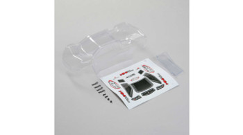 Losi Mini-T 2.0 Body Set (Clear) (LOS210016)
