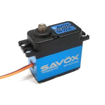 Savox SW2210SG - Waterproof Premium Brushless Digital Servo High Torque