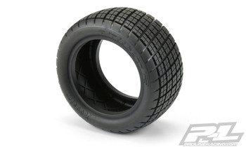 """Pro-Line Hoosier Angle Block Dirt Oval 2.2"""" Rear Buggy Tires (2) (M3) (PRO8274-02)"""