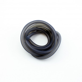 Ultimate Racing Silicone Fuel Line (Translucent Black) (1m) (UR1108-N)