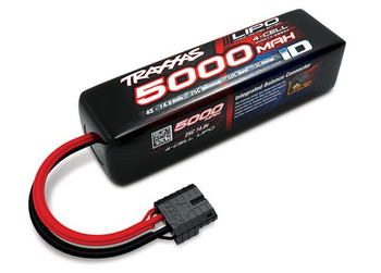 Traxxas 4S LIPO 5000MAH 14.8V 25C LONG