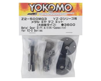 Yokomo YZ-2 Metal Gear Differential Kit