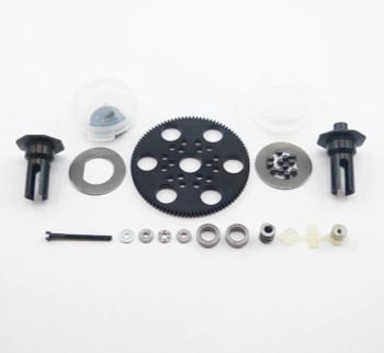 Custom Works Direct Drive Differential Assembly (CSW4138)
